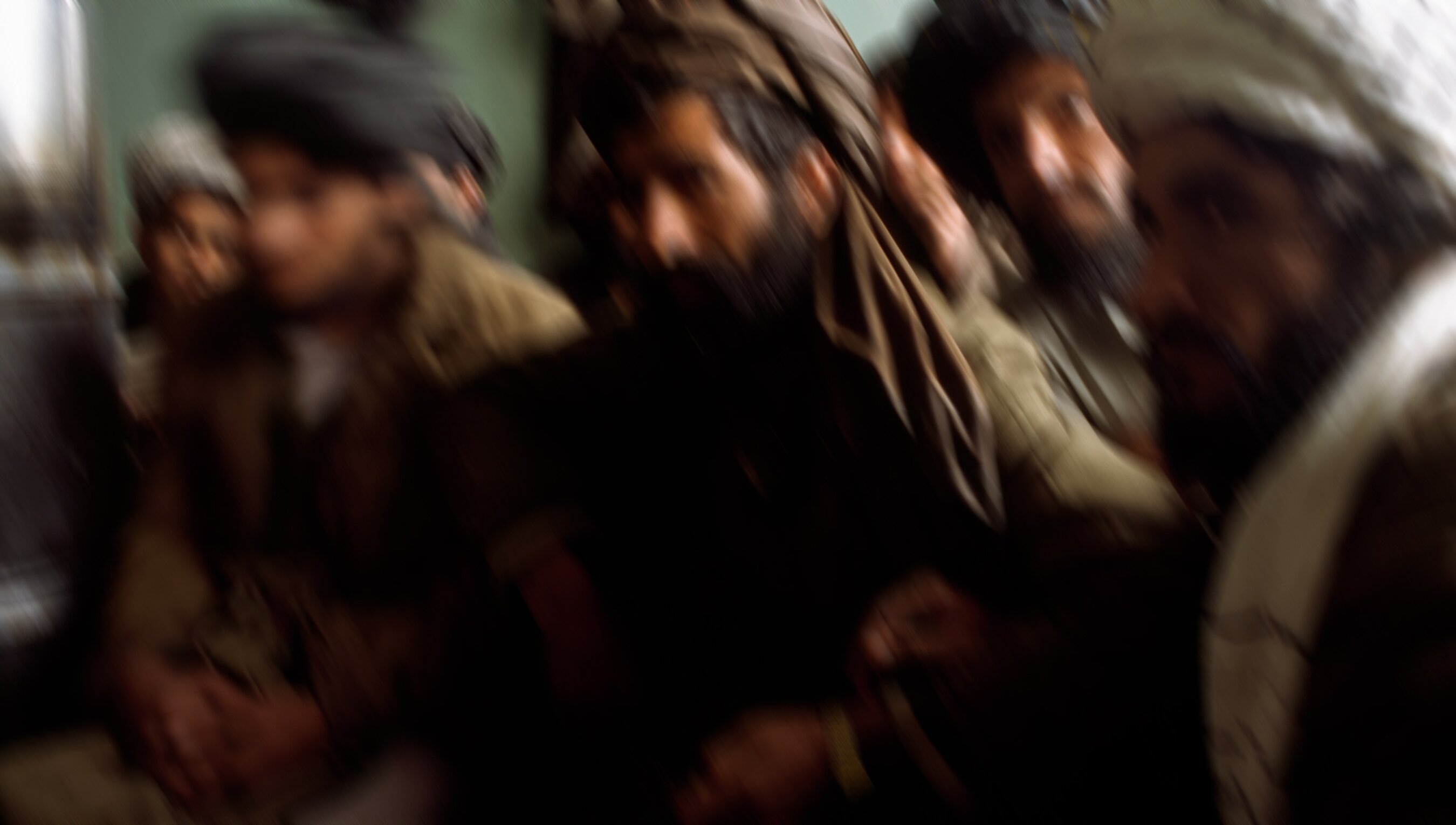 I'm haunted by my night of vodka and reefers with the Taliban | Psyche Ideas