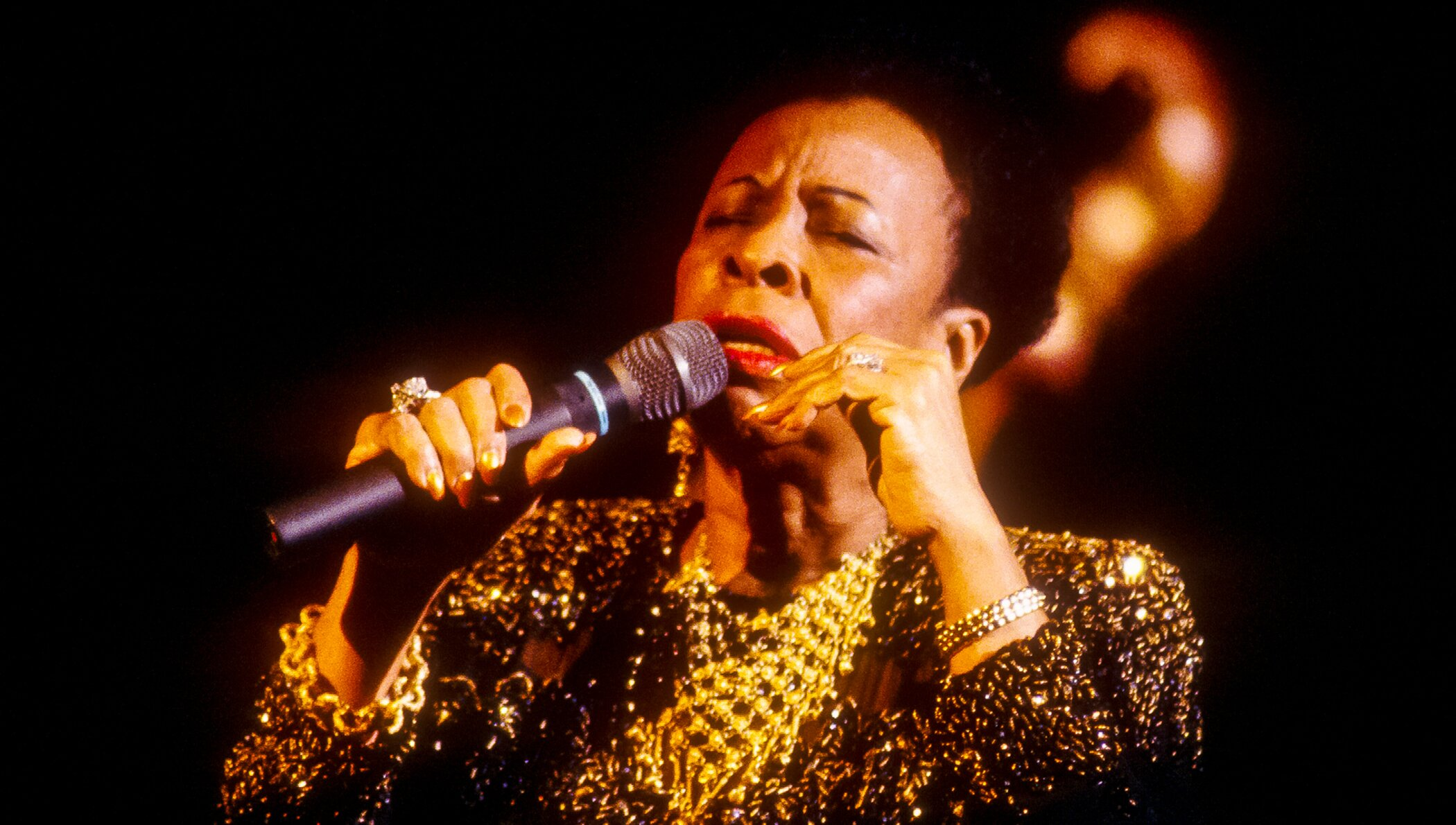 The jazz singer's mind shows us how to improvise through life itself
