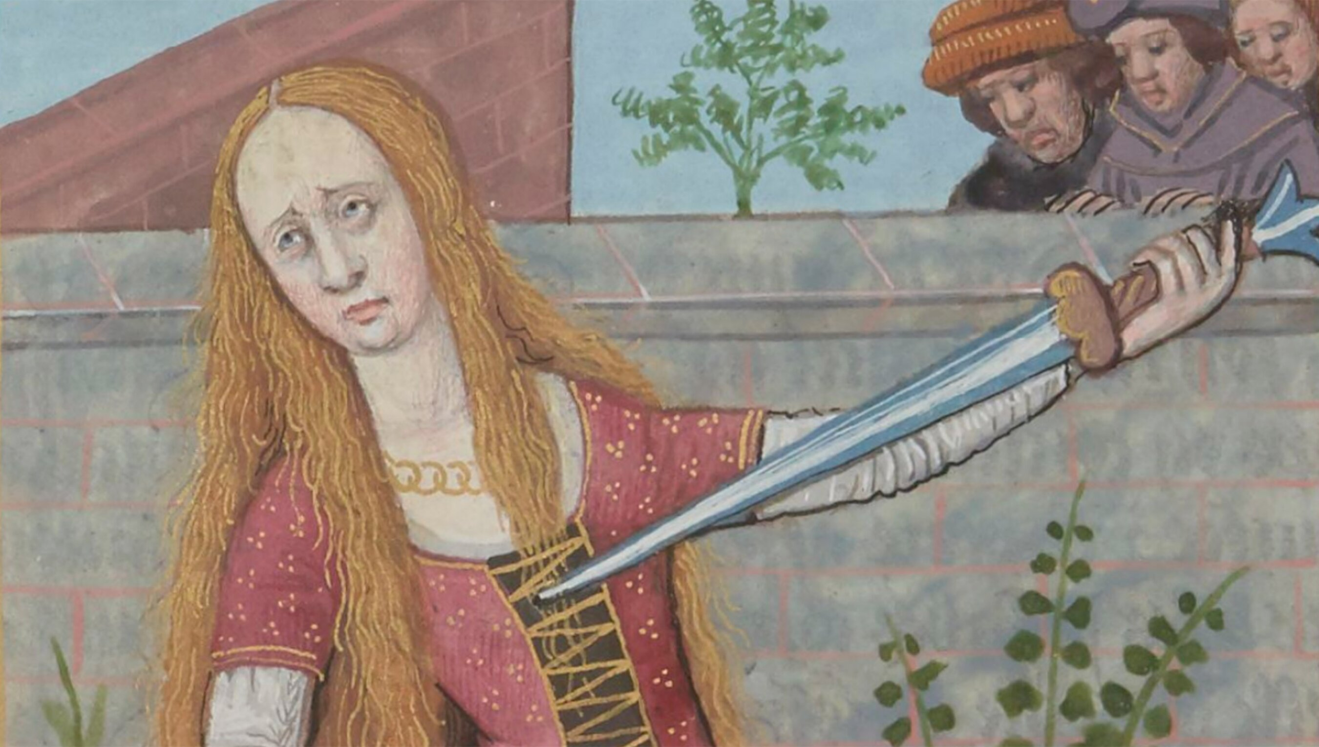 Suicide in Medieval England was not simply a crime or sin   Psyche